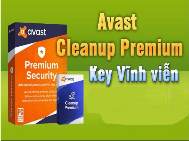 Tải Avast Cleanup Premium full crack